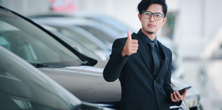 Jasa Pembuatan Website Sales Showroom Mobil